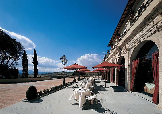 HOTEL FONTEVERDE, SAN CASCIANO DEI BAGNI *****